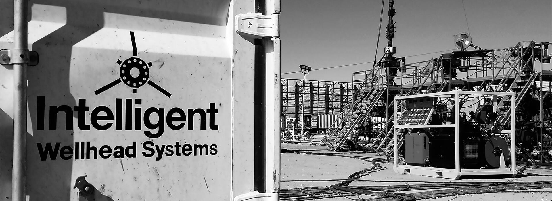 Intelligent Wellhead Systems b2b brand case study hero image